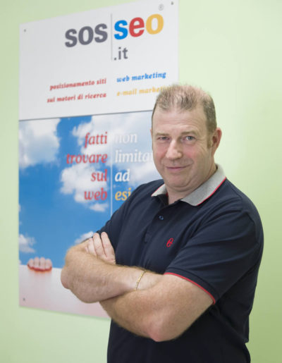 Daniele Ielli, titolare di SosSEO