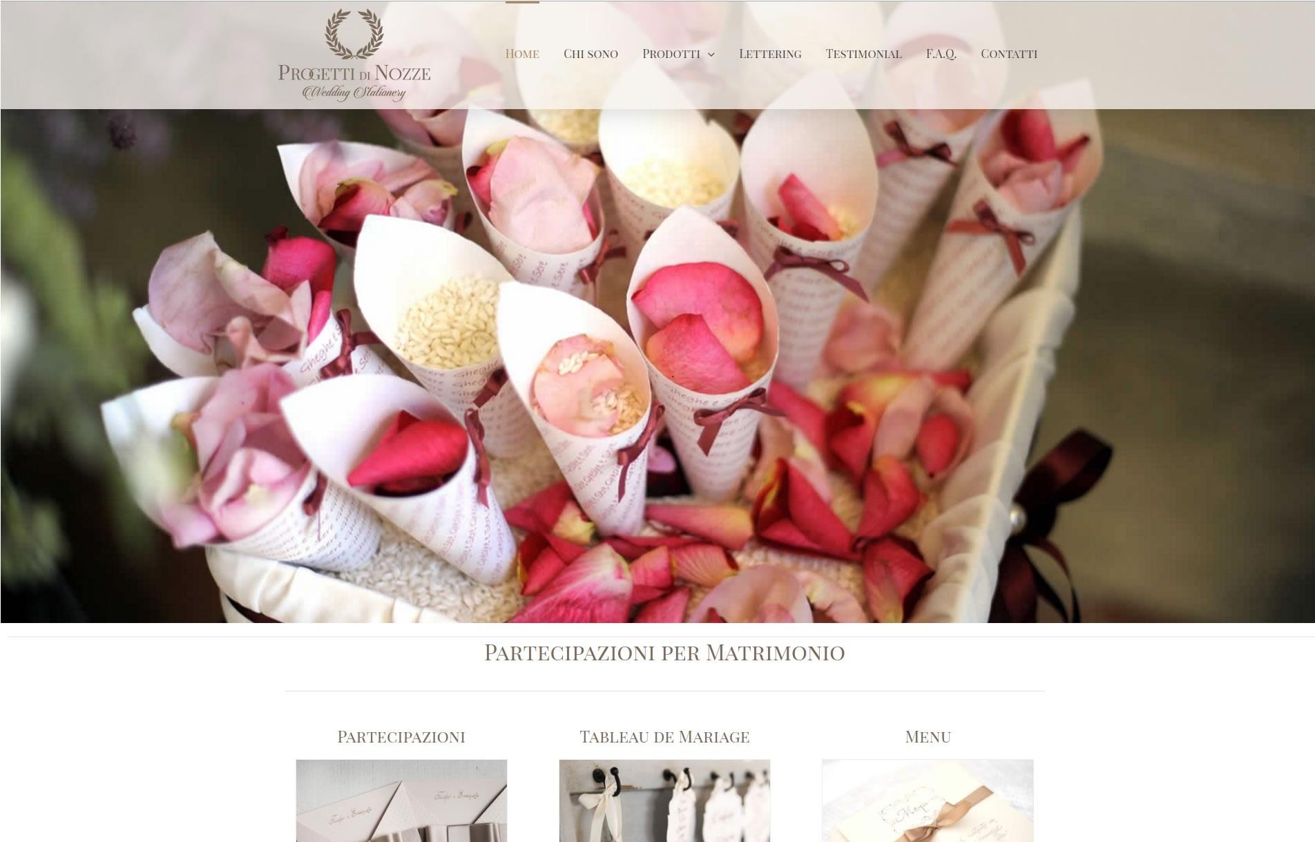 Sito per vendita online partecipazioni matrimoni sosseo for Siti vendita on line