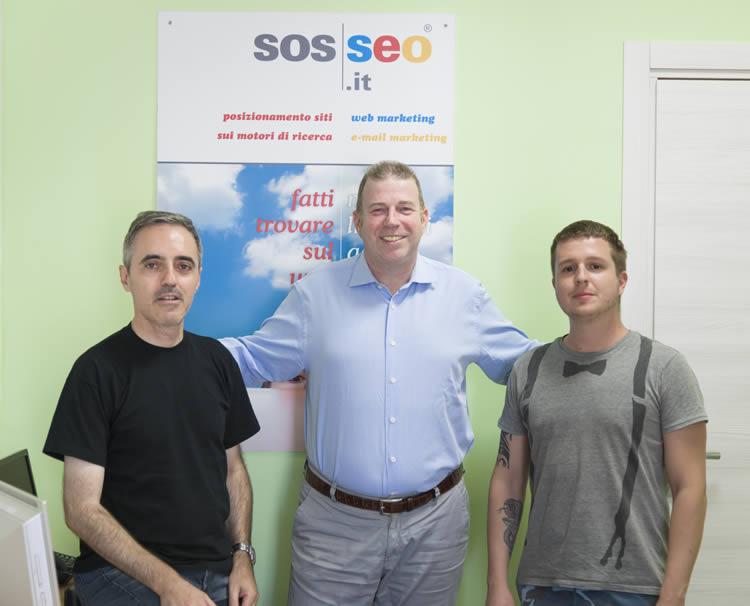 Lo staff di SosSEO